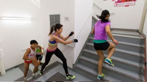 I'm on the other side of the column. Photo fromhttp://mashable.com/2014/12/08/vertical-running/